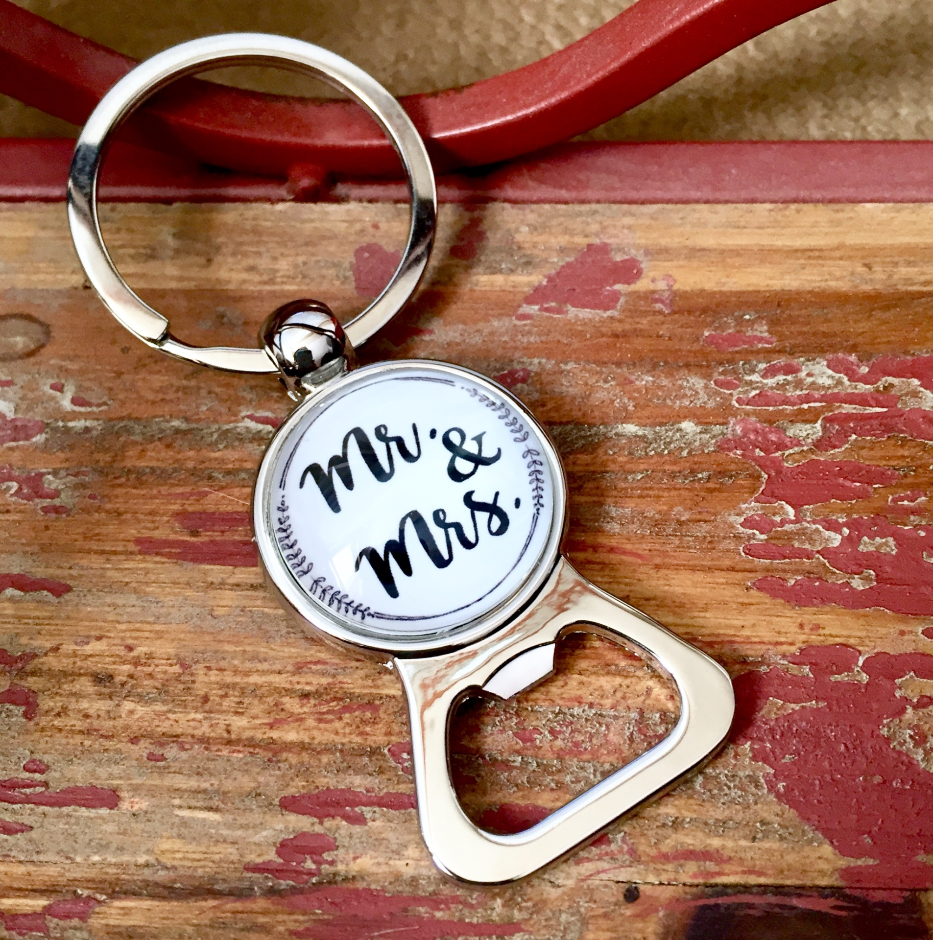 Mr and Mrs Bottle Opener